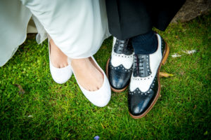 WEdding Shoes Spats